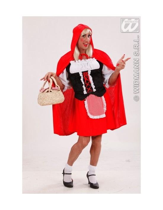 Disfraz de chico caperucita roja talla xl Widmann Para Hombre