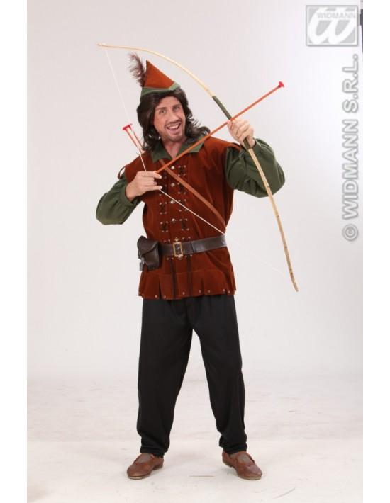 Disfraz príncipe de los ladrones talla l Widmann Para Hombre