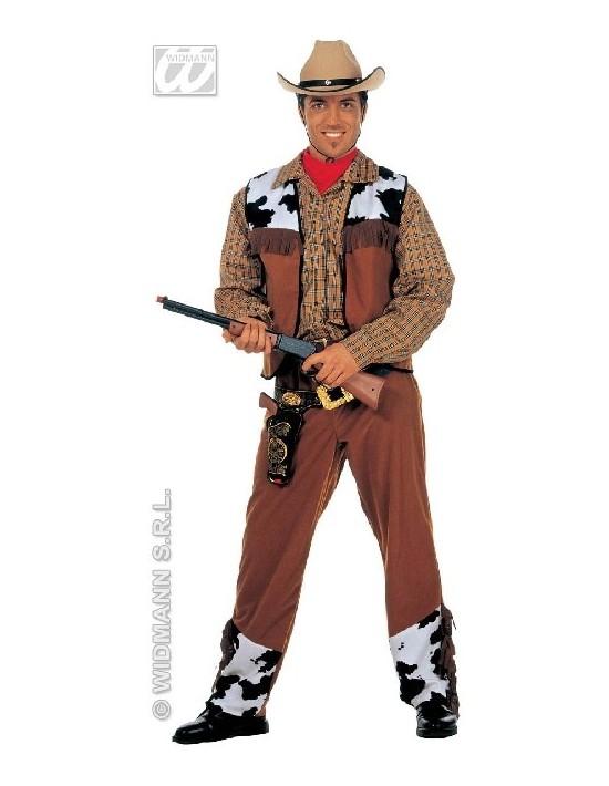Disfraz de vaquero del oeste talla m Widmann Para Hombre