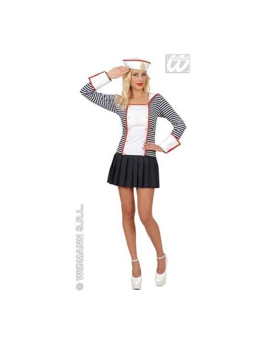 Disfraz de marinera talla m Widmann Para Mujer