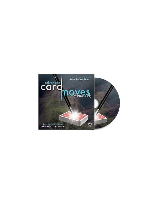 Movimientos de cartas avanzados hechos fácilmente Magic Makers Inglés