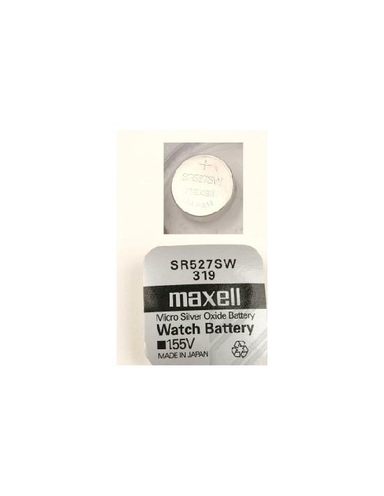 Pila de botón maxell sr527sw Maxell Pilas de Botón