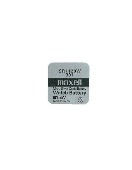 Pila de botón maxell sr1120w Maxell Pilas de Botón