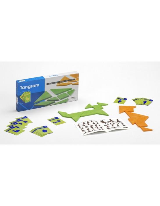 Tangram doble C. Games Tangram