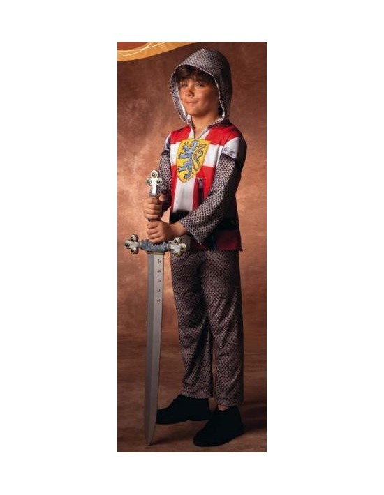 Disfraz caballero medieval talla 2 (6-7 años) Disfraces Josman Niño