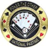 Card guard poker- the other national pastime Genérico Fichas y accesorios de naipes