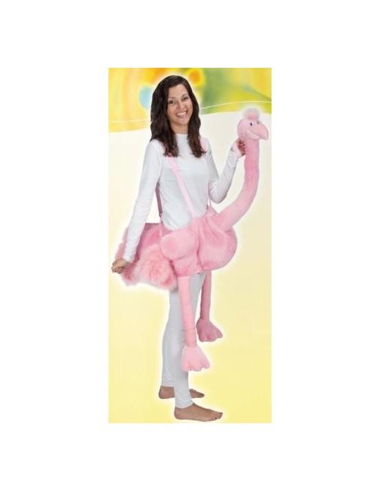 Disfraz adulto flamenco rosa talla Única Disfraces Josman Para Hombre