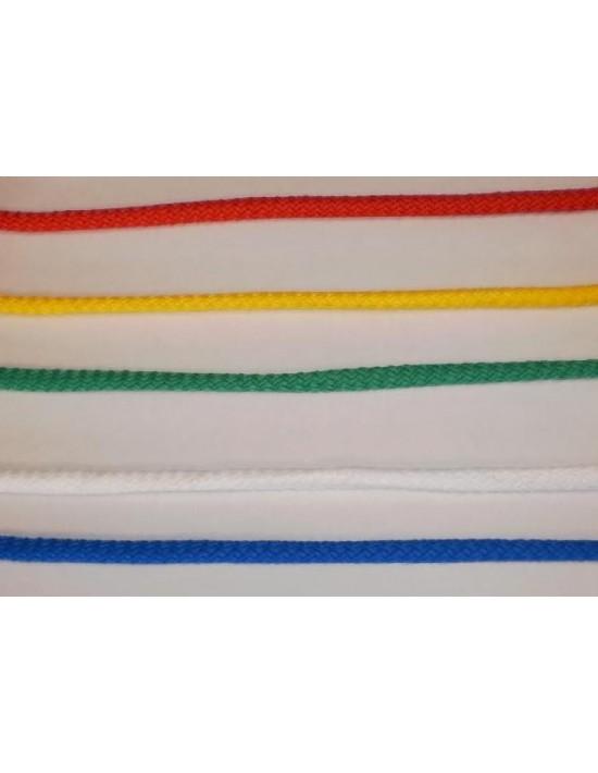 Cuerda para magia gruesa amarilla (8 mm) Asdetrebol Magia Cuerdas