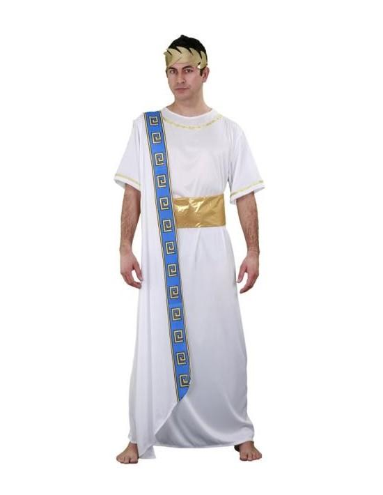 Disfraz senador romano talla única Boys Toys Para Hombre