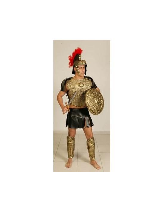 Disfraz de combatiente romano, adulto talla única Disfraces BT Para Hombre