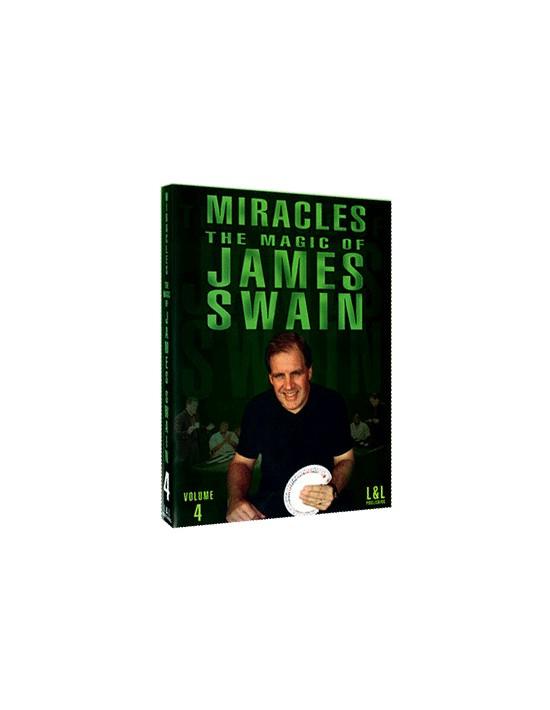 Miracles - the magic of james swain vol. 4 video download (descarga) Genérico Descargables