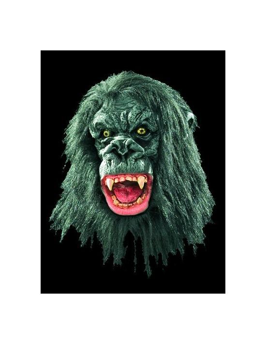 Careta gorila con pelo S. romá Máscaras y Caretas