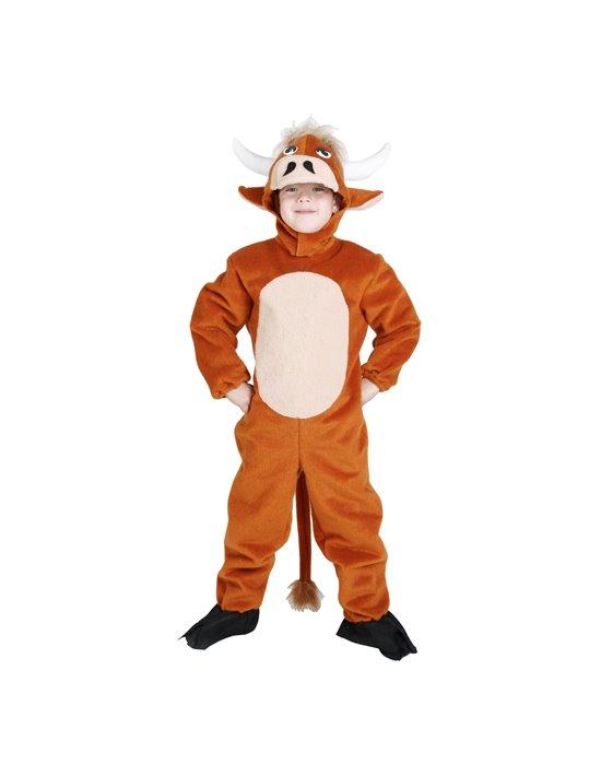 Disfraz de buey talla 3-5 años Disfraces Nines Niño