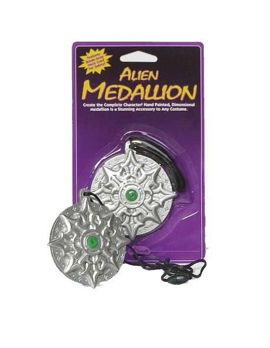 Gran medallón alien S. romá Bisutería