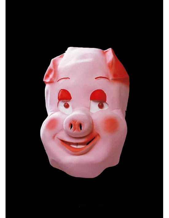 Careta cerdo S. romá Máscaras y Caretas