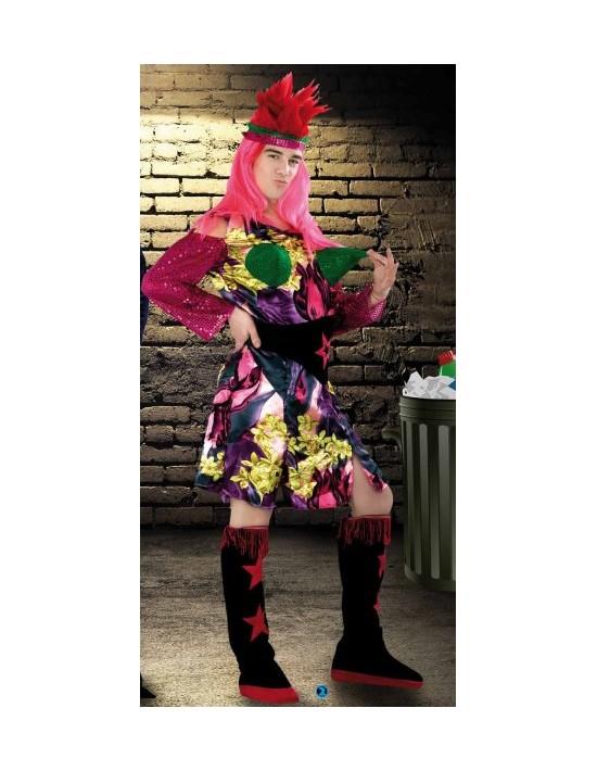 Disfraz drag queen hombre talla m-l Boys Toys Para Hombre