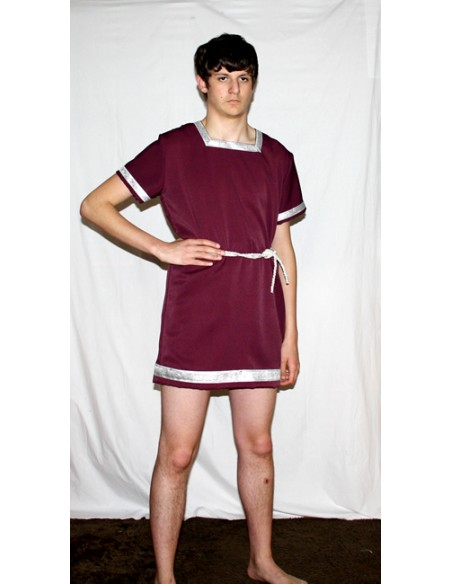 Disfraz de romano tiberius Genérico Para Hombre