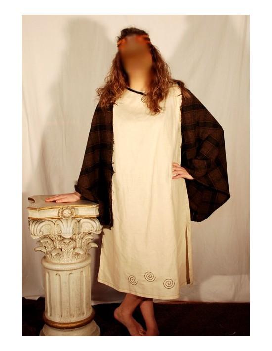 Disfraz de celta allen Genérico Celta Mujer