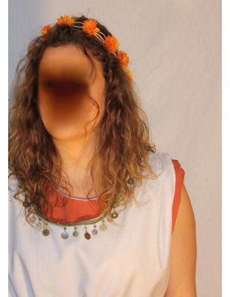Disfraz de celta kendra Genérico Celta Mujer