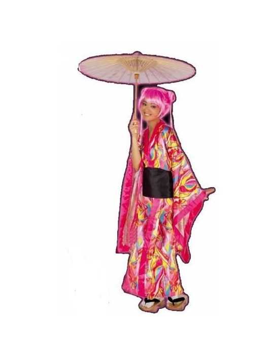 Kimono manga talla única Rubies Para Mujer