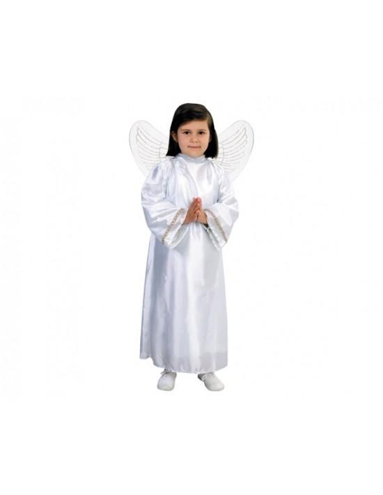 Disfraz Ángel talla 7-9 años Disfraces BT Niño