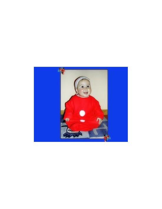 Disfraz papá noel bebé talla 0-6 meses Boys Toys Bebé