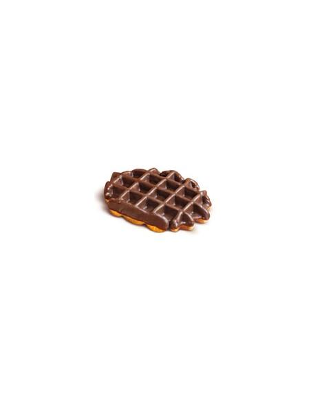 Qué gofre chocolate Panrico Bollería