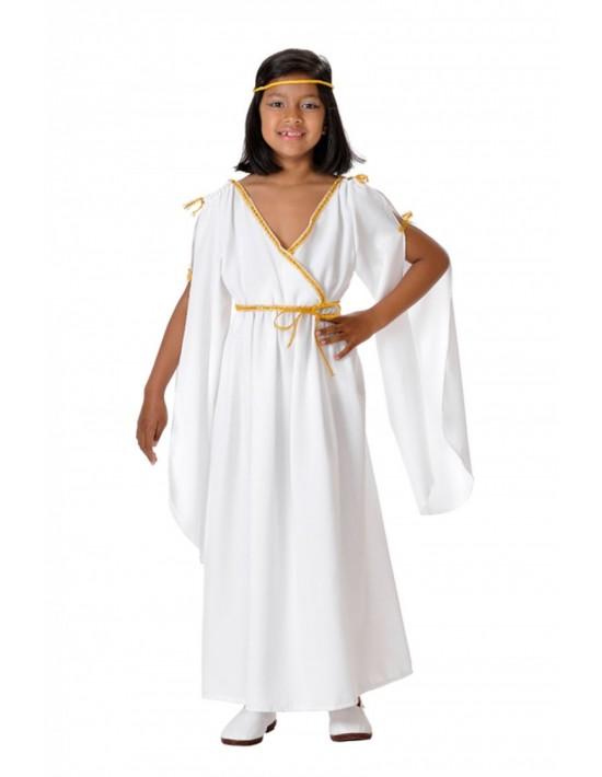 Disfraz de romana cinta plateada talla 6 años Disfraces FCR Niña