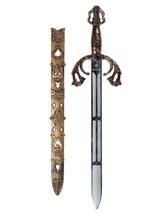 Espada guerrero medieval Disfraces FCR Armas