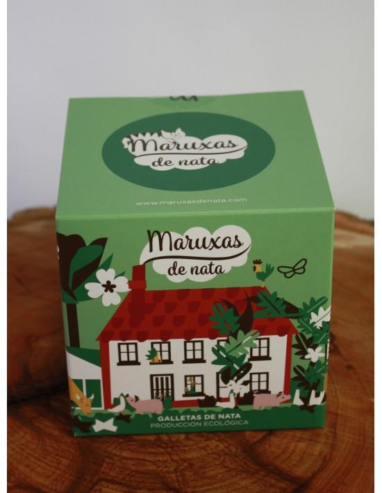 Galletas de nata maruxa caja 200 g. Granxa Maruxa Galletas