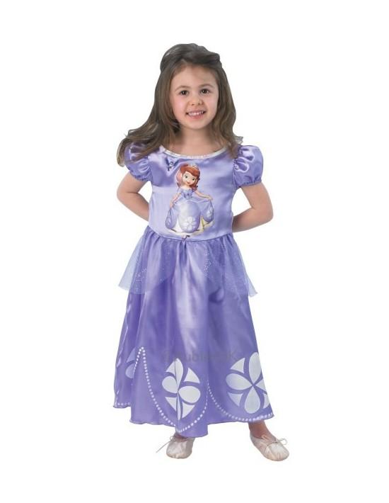 Disfraz princesa sofía clásica talla 3-4 años Rubies Niña
