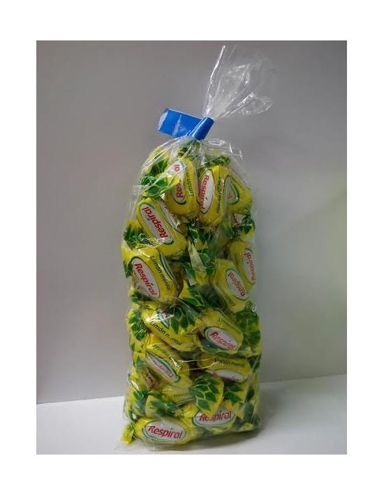 Bolsita de caramelos respiral limon mentol 35 uds Cadbury Caramelos