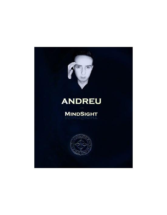 Mindsight (libro y gimmicks) por andreu Asdetrebol Magia Medianas
