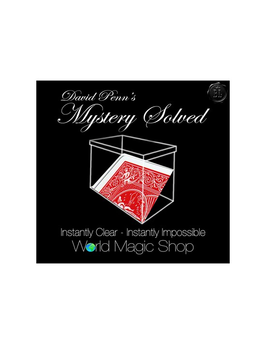 Misterio resuelto. mistery solved World magic shop Mentalismo