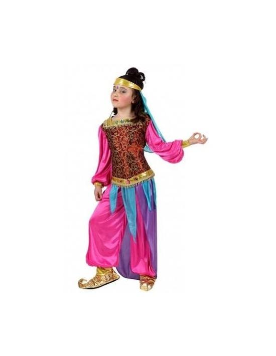Disfraz bailarina Árabe talla 1 (3-4 años) Atosa Niña