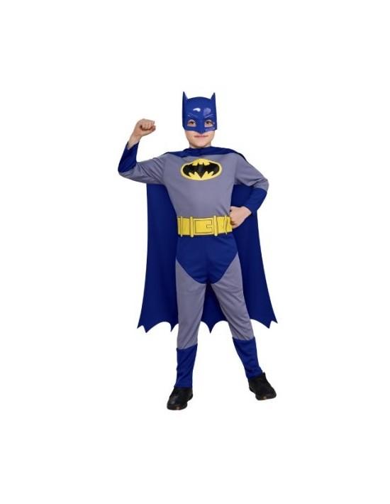 Disfraz batman el intrépido talla 8-10 años Rubies Niño