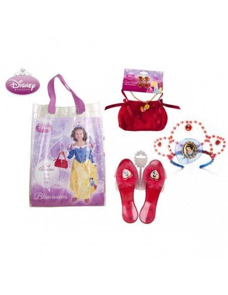 Bolso con accesorios blancanieves Rubies Bisutería
