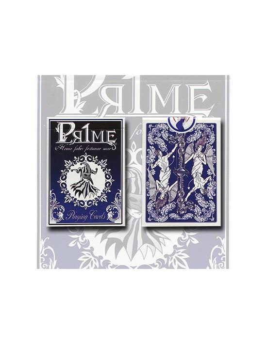 Baraja pr1me series 001 azul US Playing Card Co. Póquer