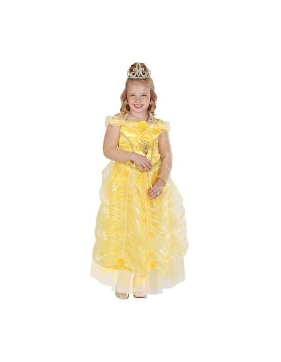 Disfraz princesa del sol talla 8-10 años Widmann Niña