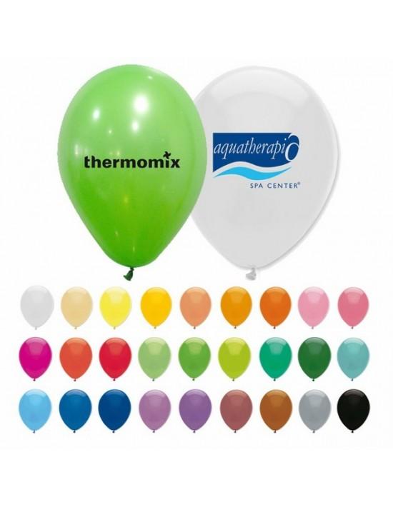 Globos para personalizar pastel 25 cm diámetro As De Trebol Globos personalizados