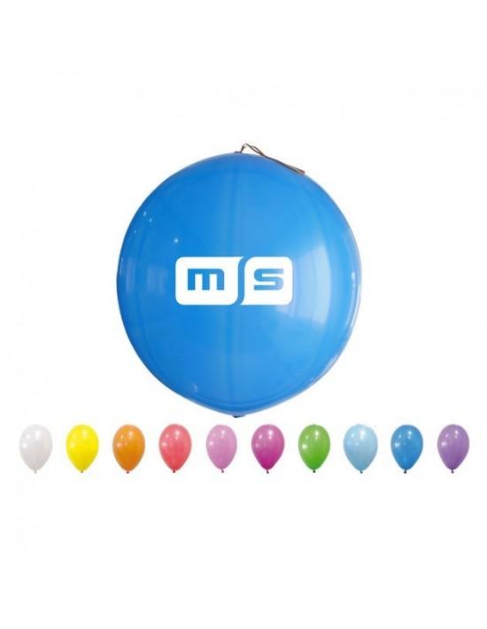 Globos para personalizar pastel 45 cm diámetro As De Trebol Globos personalizados