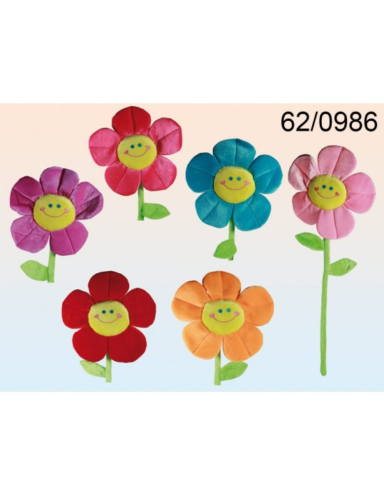Peluche flor 90 cm colores surtidos Out of the blue Peluches