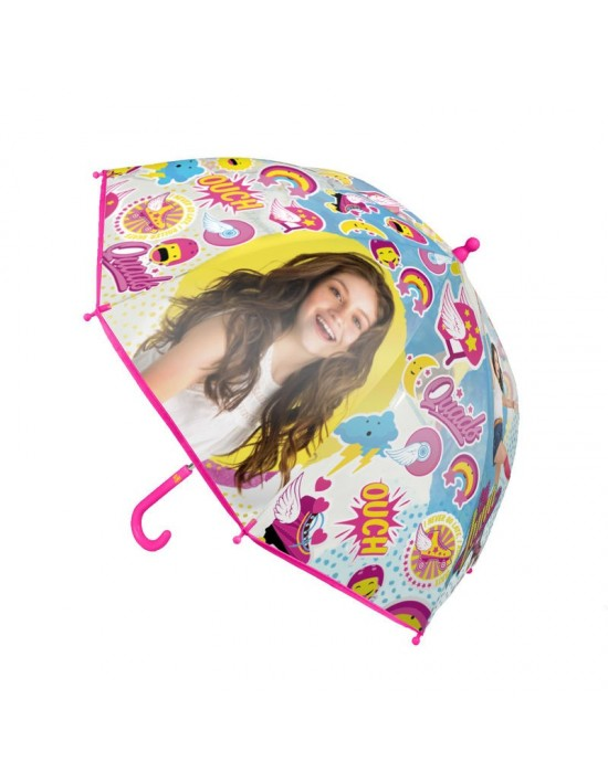 Paraguas burbuja soy luna  Genérico Paraguas