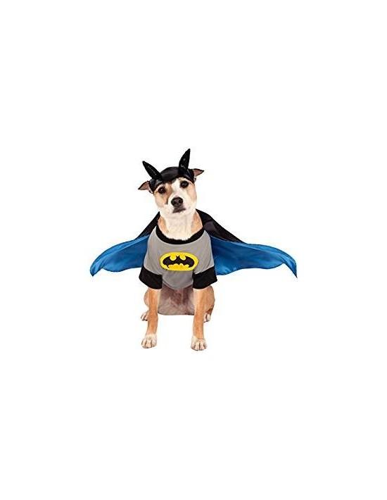 Disfraz para perro batman talla m Rubies Disfraz para mascota
