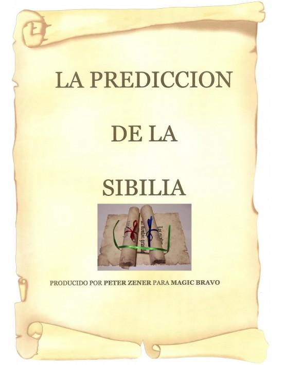 La predicción de la sibila Asdetrebol Magia Pequeñas