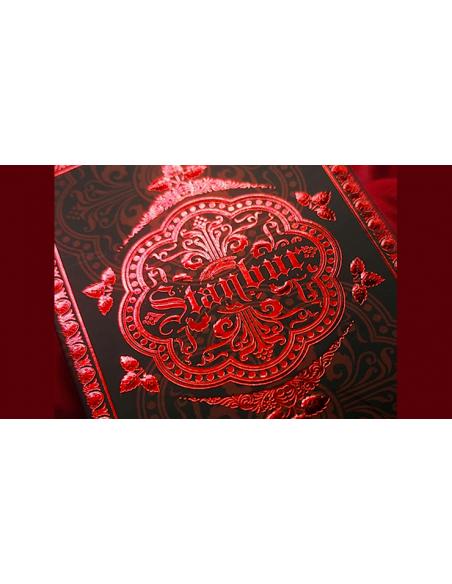 Baraja stanbur royal sello negro edición limitada Asdetrebol Magia Póquer