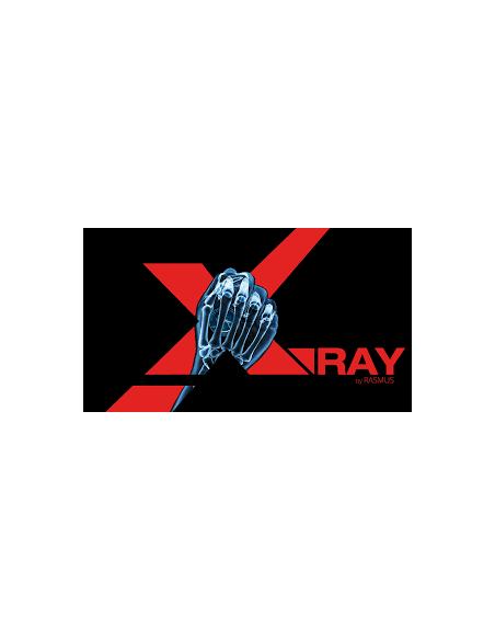 X-ray versión escenario por rasmus magic Rasmus Magic Mentalismo