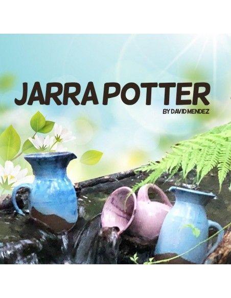 Jarra Potter - agua de la india David Méndez Magia infantil
