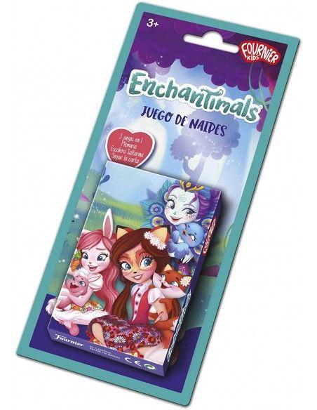Baraja fournier infantil enchantimals Fournier Infantiles