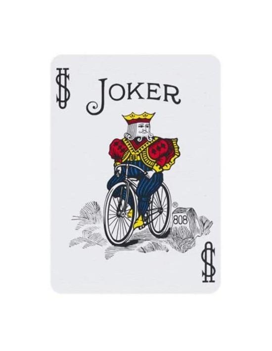 Baraja bicycle 52 cartas iguales...